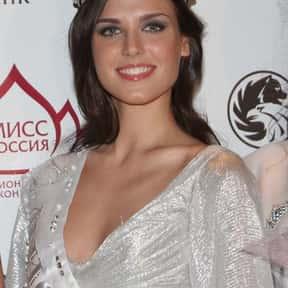 Irina Antonenko is listed (or ranked) 15 on the list The Most RavishingRussian Models