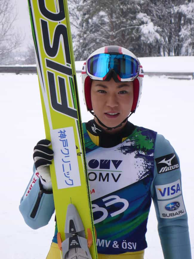 Ayumi Watase is listed (or ranked) 6 on the list Famous Female Ski Jumpers