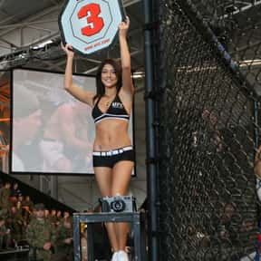 Arianny Celeste is listed (or ranked) 1 on the list Famous People From Nevada