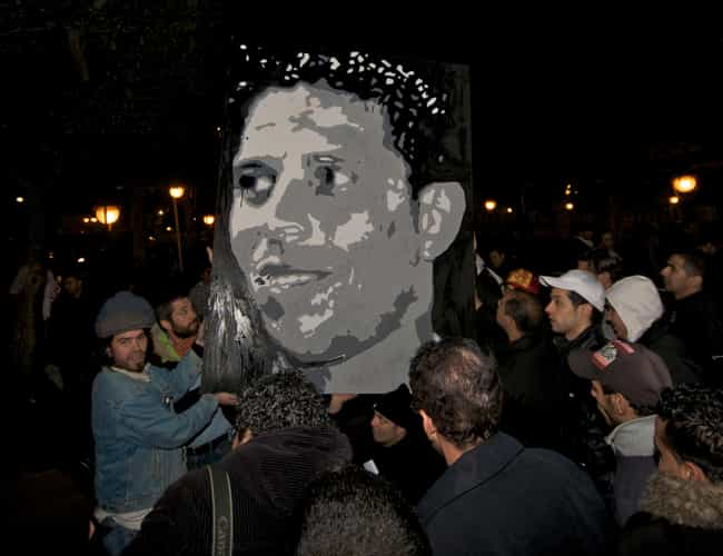 Mohamed Bouazizi is listed (or ranked) 2 on the list 13 People Who Literally Set Themselves On Fire In Protest