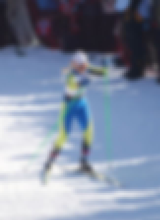 Maryna Antsybor is listed (or ranked) 3 on the list Famous Cross-country skiers from Ukraine