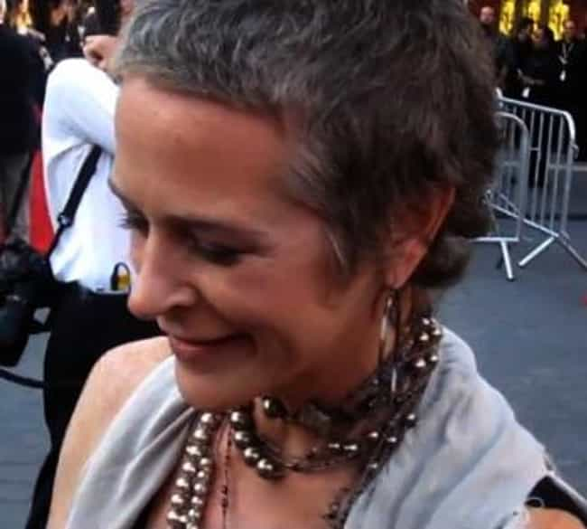 Melissa McBride is listed (or ranked) 4 on the list The Best The Walking Dead Actors