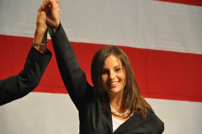 Elizabeth Halseth is listed (or ranked) 3 on the list Gorgeous Female Politicians You'd Definitely Vote For