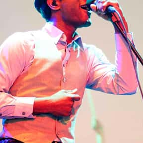 Aloe Blacc is listed (or ranked) 25 on the list California Soul Bands List