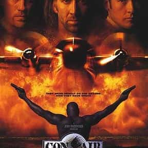 Con Air is listed (or ranked) 10 on the list The Greatest Guilty Pleasure Action Movies
