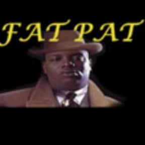 Fat Pat is listed (or ranked) 3 on the list Swishahouse Complete Artist Roster