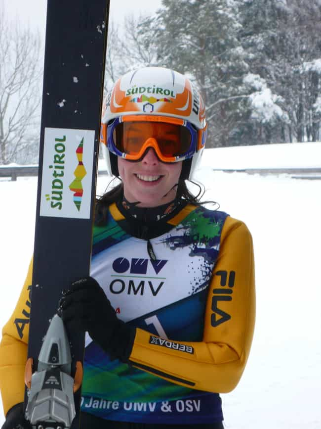 Lisa Demetz is listed (or ranked) 7 on the list Famous Female Ski Jumpers
