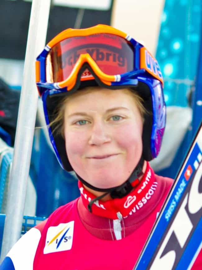 Andrea Dettling is listed (or ranked) 4 on the list Famous Alpine Skiers from Switzerland