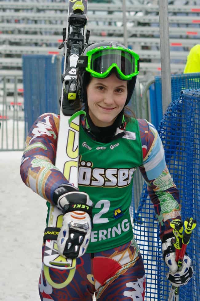 Macarena Simari Birkner ... is listed (or ranked) 4 on the list Famous Female Alpine Skiers