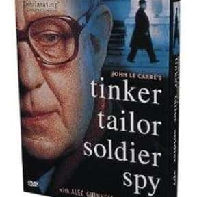 Tinker Tailor Soldier Spy is listed (or ranked) 10 on the list The Best Espionage TV Shows