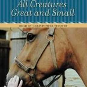 All Creatures Great and Small is listed (or ranked) 12 on the list The Greatest TV Shows Set in the '40s