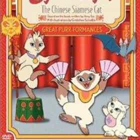 Sagwa The Chinese Siamese Cat