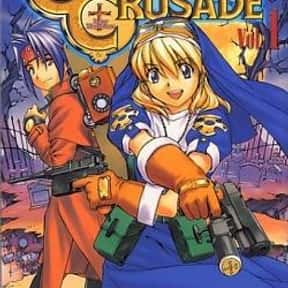 Chrono Crusade is listed (or ranked) 24 on the list The Best Anime Like D Gray Man
