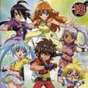 Bakugan Battle Brawlers is listed (or ranked) 9 on the list The Best Current Cartoon Network Shows