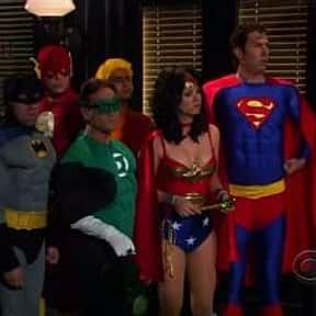 The Justice League Recombinati is listed (or ranked) 4 on the list The Best Big Bang Theory Episodes of All Time