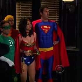 The Justice League Recombination