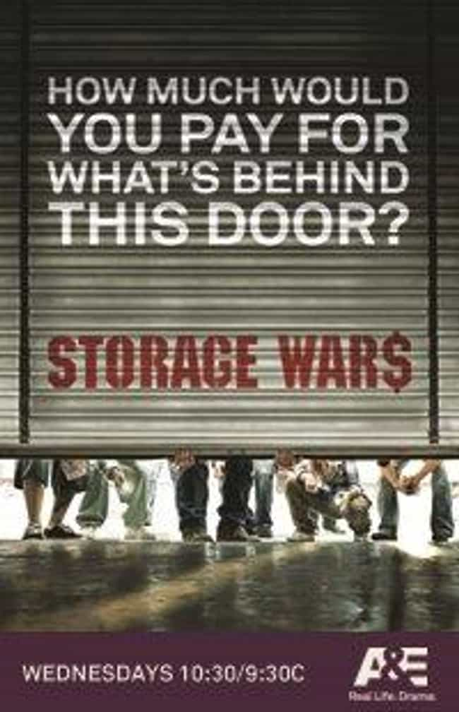 Storage Wars is listed (or ranked) 2 on the list What to Watch If You Love 'Pawn Stars'