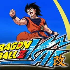 Dragon Ball Z Kai is listed (or ranked) 25 on the list The Very Best Anime for Kids