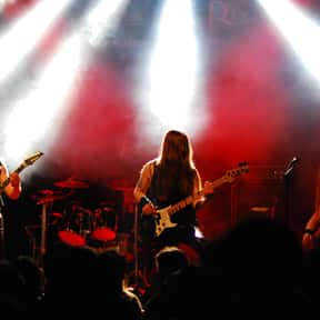 Seventh Avenue is listed (or ranked) 25 on the list German Heavy Metal Bands List