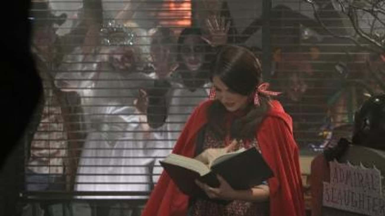 Epidemiology is listed (or ranked) 1 on the list The Best Halloween Episodes In Sitcoms