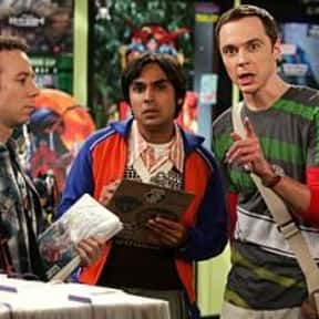 The Creepy Candy Coating Corol is listed (or ranked) 24 on the list The Best Big Bang Theory Episodes of All Time