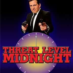 Threat Level Midnight is listed (or ranked) 15 on the list TV Episodes Written By B. J. Novak
