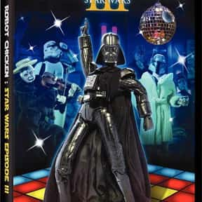 Robot Chicken: Star Wars Episo is listed (or ranked) 2 on the list The Best Robot Chicken Episodes of All Time