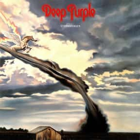 Stormbringer is listed (or ranked) 9 on the list The Best Deep Purple Albums of All Time