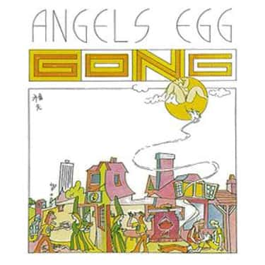 Angel's Egg: Radio Gnome Invis is listed (or ranked) 2 on the list The Best Gong Albums of All Time