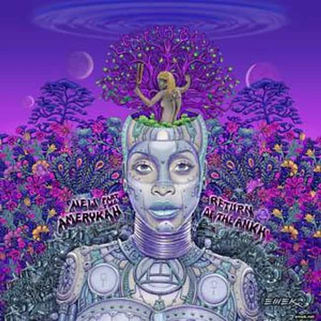 New Amerykah, Part Two (Return... is listed (or ranked) 3 on the list The Best Erykah Badu Albums of All Time