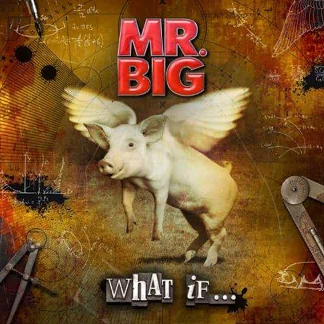 What If... is listed (or ranked) 4 on the list The Best Mr. Big Albums of All Time