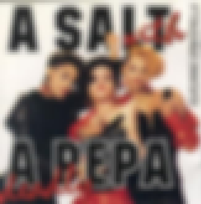 A Salt With a Deadly Pepa is listed (or ranked) 4 on the list The Best Salt-N-Pepa Albums of All Time