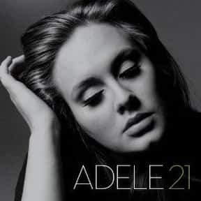 21[2011] is listed (or ranked) 2 on the list The Greatest Pop Albums Of The 2010s, Ranked