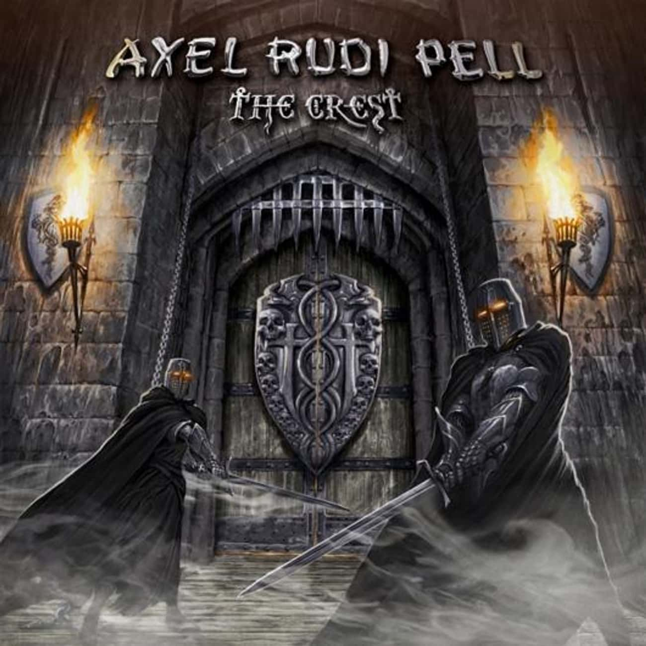 The Crest is listed (or ranked) 4 on the list The Best Axel Rudi Pell Albums of All Time