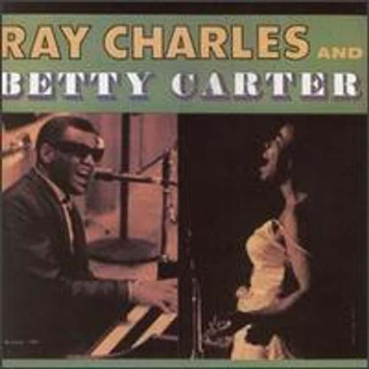 Ray Charles and Betty Carter
