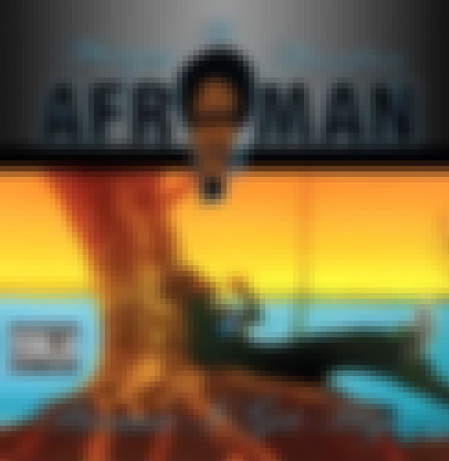 Because I Got High is listed (or ranked) 1 on the list The Best Afroman Albums of All Time