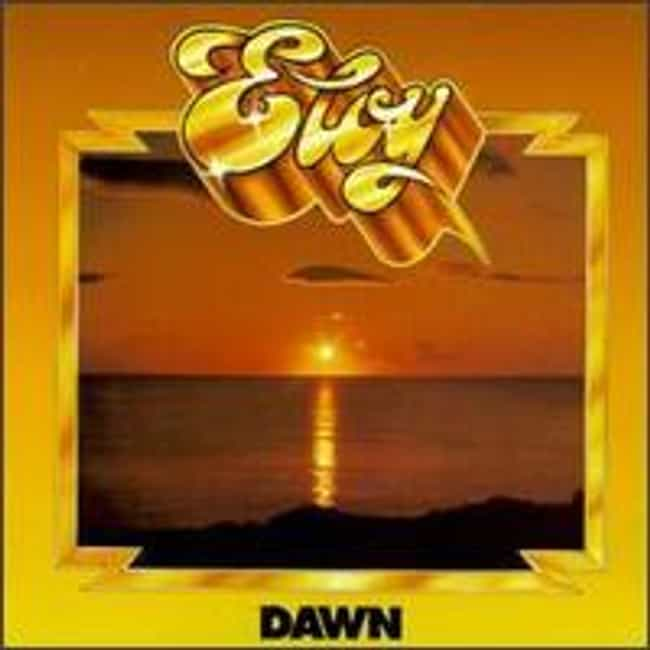 Dawn is listed (or ranked) 3 on the list The Best Eloy Albums of All Time
