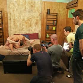 Pornographic movie