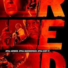 Red is listed (or ranked) 25 on the list The Greatest Movies About CIA Agents & Operatives