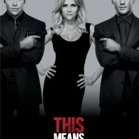 This Means War is listed (or ranked) 15 on the list The Greatest Spy Comedy Movies Ever Made