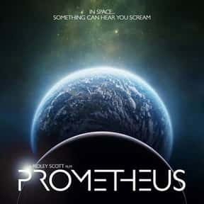 Prometheus is listed (or ranked) 23 on the list The Best Sci Fi Drama Movies, Ranked