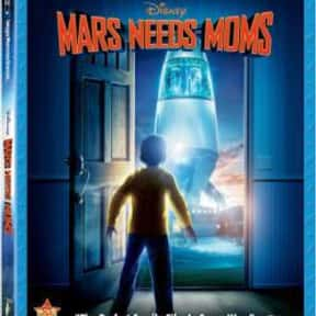 Mars Needs Moms is listed (or ranked) 5 on the list The Worst CGI Kids Movies