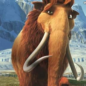 Ellie is listed (or ranked) 9 on the list The Best Characters in the Ice Age Series, Ranked