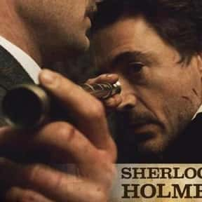 Sherlock Holmes: A Game of Sha is listed (or ranked) 19 on the list The Best Mystery Movies Rated PG-13