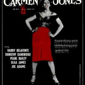 Carmen Jones is listed (or ranked) 3 on the list The Best Black Musical Movies