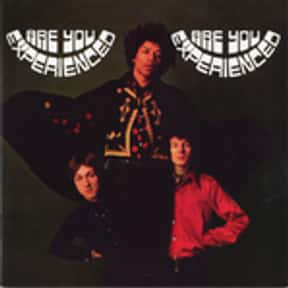 Are You Experienced is listed (or ranked) 8 on the list The Greatest Guitar Rock Albums of All Time