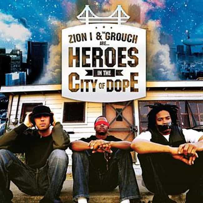 Heroes in the City of Dope is listed (or ranked) 4 on the list The Best Zion I Albums of All Time