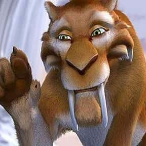Diego is listed (or ranked) 1 on the list The Best Characters in the Ice Age Series, Ranked