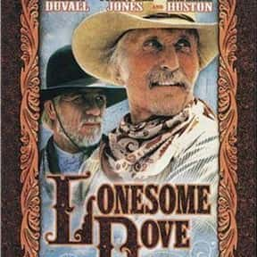 Lonesome Dove is listed (or ranked) 4 on the list The Best Miniseries in TV History