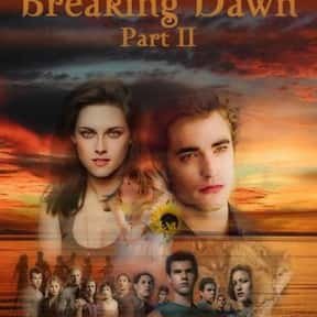 The Twilight Saga: Breaking Da is listed (or ranked) 13 on the list The Most Overrated Movies of All Time